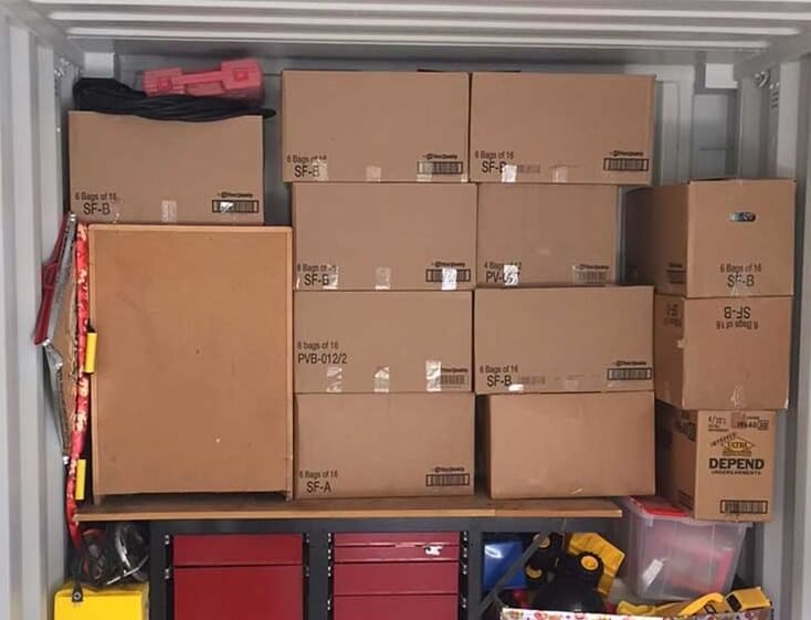Portable Storage Orange County