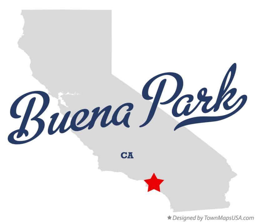 Buena Park Logo